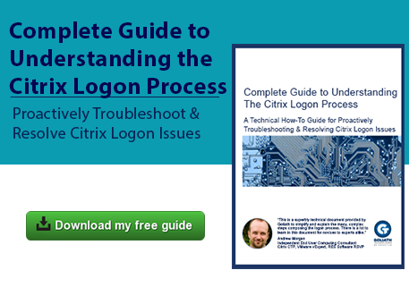 Complete Guide to Understanding the Citrix Logon Process